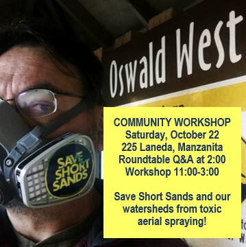 Save Short Sands Community Workshop