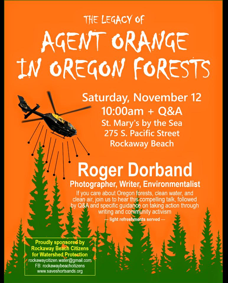 Agent Orange in Oregon Forests